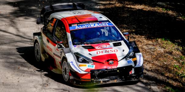 WRC CROATIA RALLY 2021