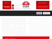 Slika naslovnice sjedišta: Vidik d.o.o. (http://www.vidik.hr/)