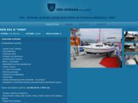 Slika naslovnice sjedišta: Venzor d.o.o. (http://www.venzor.hr/)
