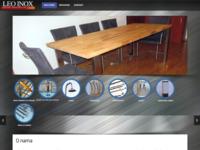 Slika naslovnice sjedišta: Leo-Inox (http://www.leo-inox.hr/)