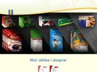 Slika naslovnice sjedišta: Grafička kultura Dts d.o.o. (http://www.dts.hr)