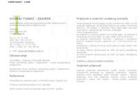 Frontpage screenshot for site: Sudski tumač za njemački jezik (http://www.novine.org/prevoditelji.htm)