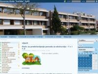 Slika naslovnice sjedišta: Osnovna škola Sućidar Split (http://www.os-sucidar-st.skole.hr)