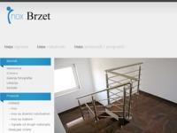 Slika naslovnice sjedišta: Inox - Brzet (http://www.inox-brzet.hr/)