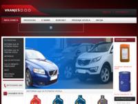 Slika naslovnice sjedišta: Autodijelovi i motorna ulja Shell (http://Vranjes-grude.net)