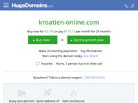 Slika naslovnice sjedišta: Turistički vodič kroz Hrvatsku (http://kroatien-online.com)
