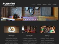 Slika naslovnice sjedišta: Caffe Marabu, Vinkovci (http://www.marabu.hr)