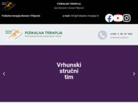 Slika naslovnice sjedišta: Katalog ustanova za fizikalnu terapiju i rehabilitaciju (http://www.fizikalna-terapija.net)