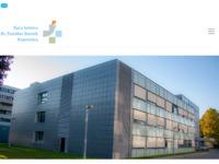 Slika naslovnice sjedišta: Opća bolnica Dr. Tomislav Bardek (http://www.obkoprivnica.hr/)