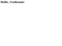 Slika naslovnice sjedišta: Internet foto oglasnik (http://www.crodream.com/)