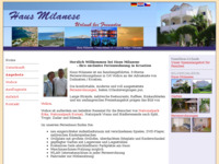 Slika naslovnice sjedišta: Apartmani Milaneze za Vaš odmor u Vodicama (http://www.vodice-croatia.com)