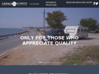 Frontpage screenshot for site: Kargo d.o.o. (http://www.kargo.hr/)
