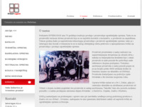 Slika naslovnice sjedišta: S.S. Interugos d.o.o. (http://www.interugos.hr/)