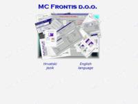 Slika naslovnice sjedišta: MC FrontIS d.o.o. (http://www.mcfrontis.hr)