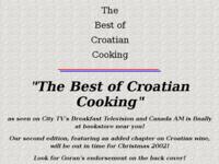 Slika naslovnice sjedišta: Sve najbolje iz hrvatske kuhinje (http://thebestofcroatiancooking.com)