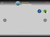 Frontpage screenshot for site: Turistička agencija Mediteran (http://www.mediteranpag.com)