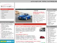 Slika naslovnice sjedišta: Auto-svijet.com (http://auto-svijet.com/)