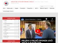 Slika naslovnice sjedišta: Hrvatski stolnoteniski savez (http://www.hsts.hr)