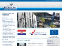 Slika naslovnice sjedišta: Serto-bel (http://www.serto-bel.hr/)