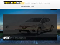 Slika naslovnice sjedišta: Rent a car Krk (http://www.rentacarkrk.com)