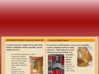 Slika naslovnice sjedišta: Stolarija Selanac (http://www.stolarija-selanac.hr)