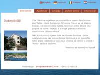 Slika naslovnice sjedišta: Vila Nikolina (http://vilanikolina.com/)
