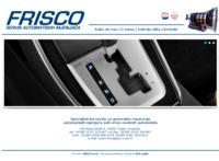 Slika naslovnice sjedišta: Frisco - Servis automatskih mjenjača (http://www.frisco-servis.hr)