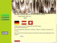 Frontpage screenshot for site: Sudski tumač za njemački jezik u Primorsko-goranskoj županiji (http://free-ri.t-com.hr/corbavia/)