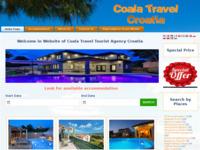 Frontpage screenshot for site: Turistička agencija Coala Travel (http://www.coala-travel.com/)