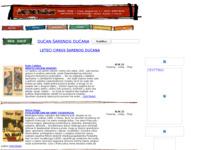 Frontpage screenshot for site: Šareni dućan (http://www.sareni-ducan.hr)