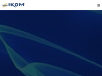 Slika naslovnice sjedišta: Ikom d.d. (http://www.ikom-mjerila.hr/)