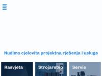 Slika naslovnice sjedišta: Elektrokovina d.o.o. (http://www.elektrokovina.hr)