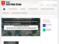 Slika naslovnice sjedišta: Grad Sveti Ivan Zelina (http://www.zelina.hr)