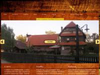 Frontpage screenshot for site: Bistro Tradicije Čigoč (http://www.tradicije-cigoc.hr)