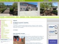Slika naslovnice sjedišta: Stranice osnovne škole Vladimir Nazor Neviđane (http://www.os-vnazor-nevidjane.skole.hr/)