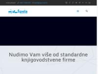 Slika naslovnice sjedišta: Knjigovodstvo Špela d.o.o. (http://www.knjigovodstvo-spela.hr/)