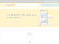 Slika naslovnice sjedišta: njuskalo.hr - glavna njuška među oglasnicima (http://www.njuskalo.hr)