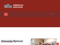 Slika naslovnice sjedišta: Gimnazija Bjelovar (http://www.gimnazijabjelovar.hr/)