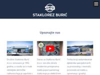 Slika naslovnice sjedišta: Staklorez Burić d.o.o. Pregrada (http://www.staklorez-buric.hr/)