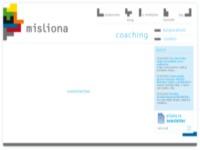 Slika naslovnice sjedišta: misliona.hr (http://www.misliona.hr)