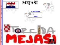 Frontpage screenshot for site: Mejaši (http://free-st.t-com.hr/mejasi/)