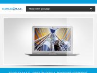 Slika naslovnice sjedišta: Ecoflex - M.A.F. - obrt za dizala, video reklame i trgovinu. (http://www.ecoflex.hr/)