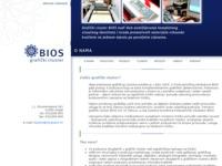 Slika naslovnice sjedišta: Bios Grafički cluster (http://cluster.inkubator.hr/)