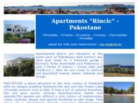 Slika naslovnice sjedišta: Apartmani Rinčić - Pakoštane (http://app-rincic.tripod.com)