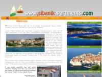 Slika naslovnice sjedišta: Crljen Apartments (http://www.sibenikapartments.com)