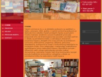 Slika naslovnice sjedišta: Tekstil commerce d.o.o. (http://www.tekstilcommerce.hr)