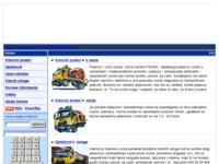 Slika naslovnice sjedišta: Vučna služba Pulfer 21 (http://www.pulfer21.hr)