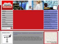 Slika naslovnice sjedišta: Tehnoservis, sustav tehničke zaštite (http://www.tehnoservis.net)