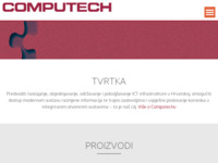Slika naslovnice sjedišta: Computech (http://www.computech.hr/)