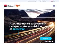 Slika naslovnice sjedišta: ALD Automotive (http://www.aldautomotive.hr)